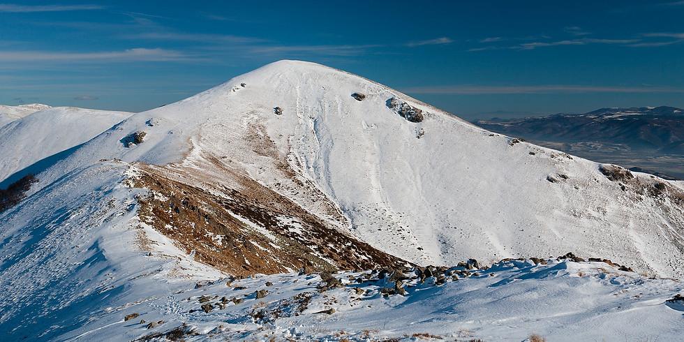 Зимен преход до връх Свищи плаз