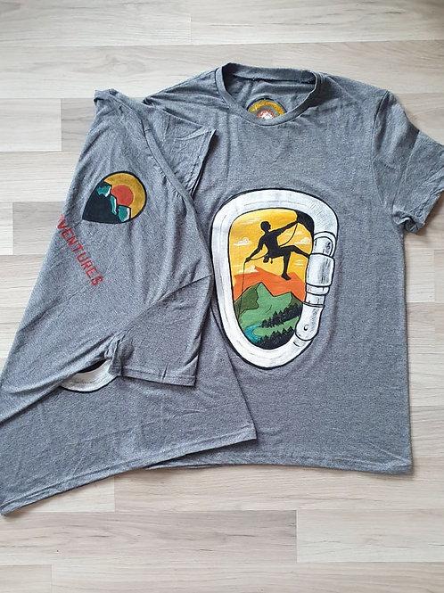 Хендмейд тениска-Катерачът