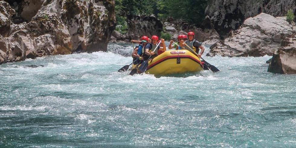 Рафтинг приключение в Босна и Херцеговина