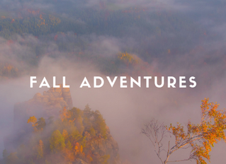 Fall Adventures: The Mountain Is Calling