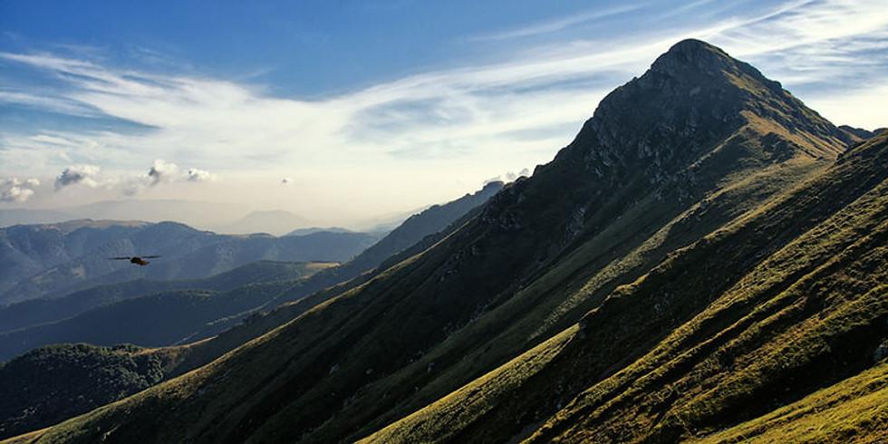 Изкачване на връх Голям Купен в Стара планина