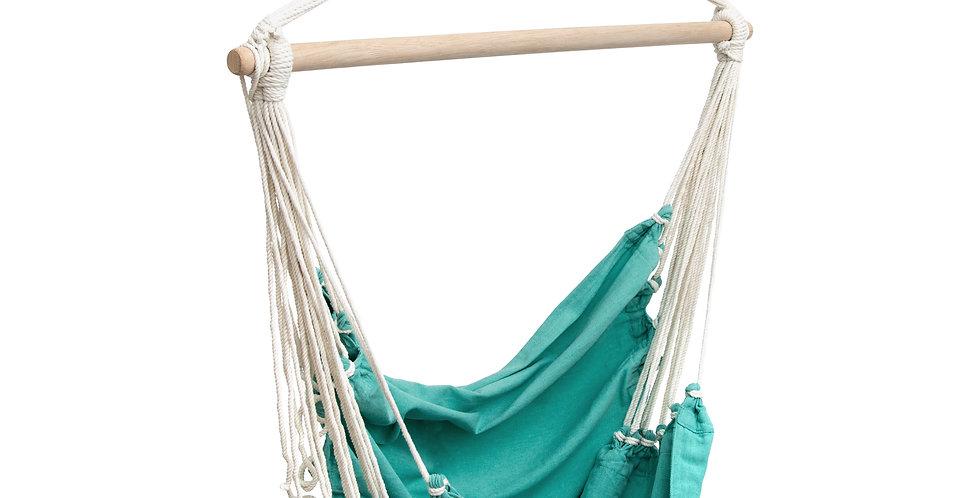 Hesperide Hangstoel Turquoise