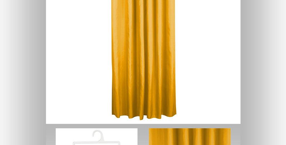 5Five Douchegordijn geel