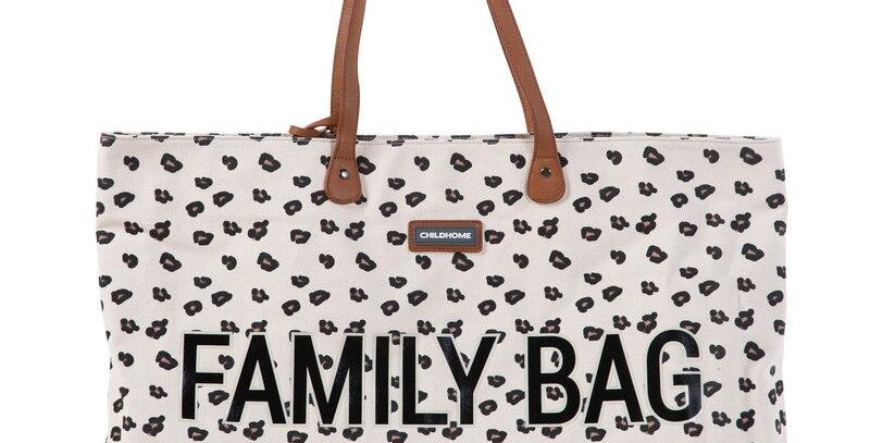 Childhome Family Bag Verzorgingstas Leopard