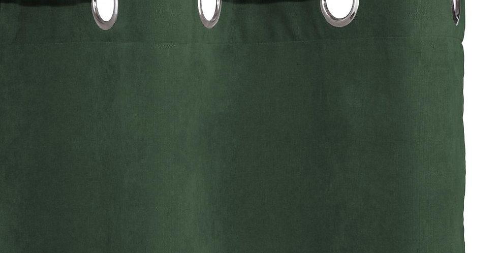 Atmosphera Memo gordijnen 140' X 260' groen