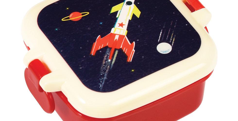 Rex London Mini Snackdoosje Space Raket