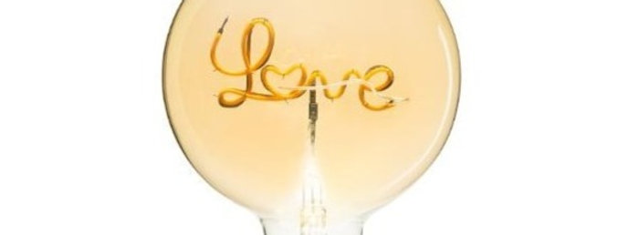 Atmosphera LED Lamp LOVE