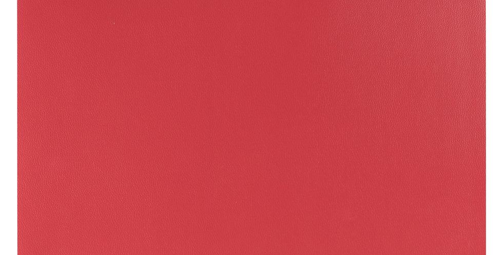 Secret de Gourmet placemats Lederlook rood
