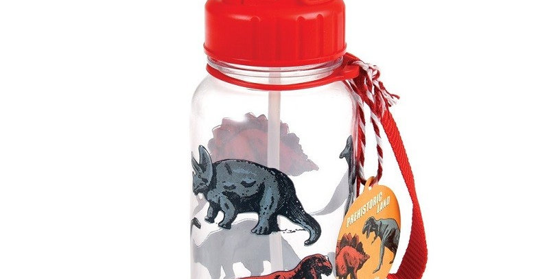 Rex London Drinkfles Dinosaurus