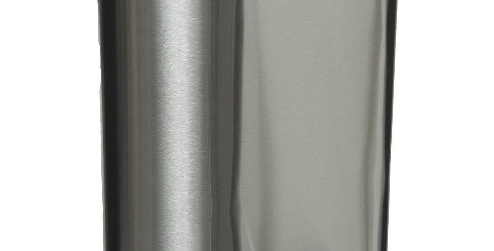 5Five Afvalemmer Siliflex soft 6L inox