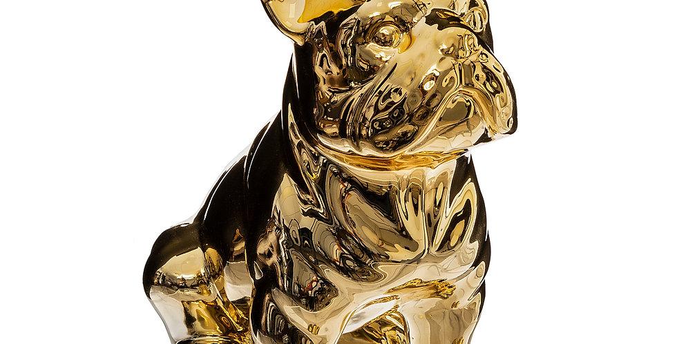 Atmosphera Bulldog beeld