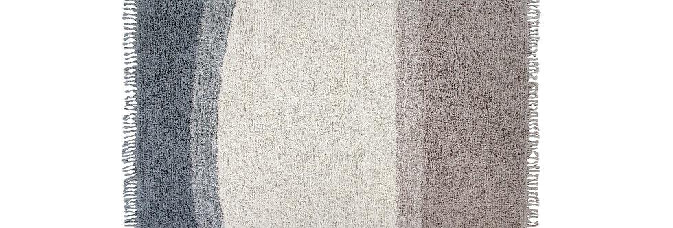 Lorena Canals machinewasbaar woolable tapijt Into the Blue