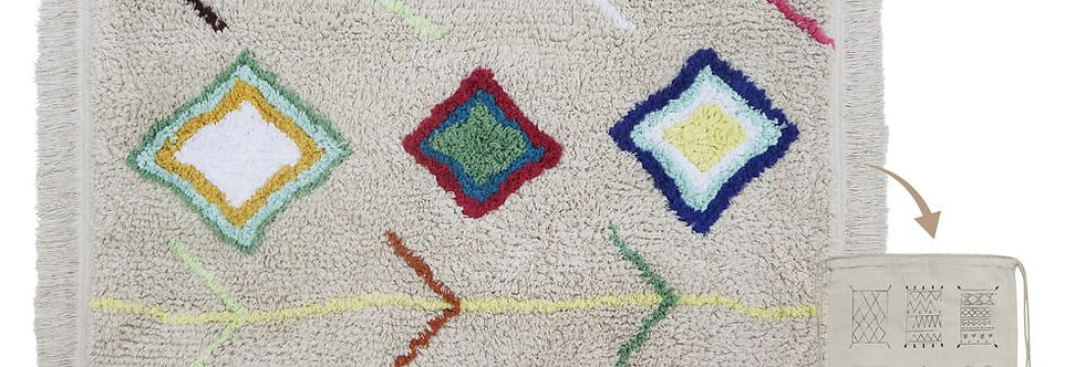 Lorena Canals Machinewasbaar tapijt Mini Kaarol