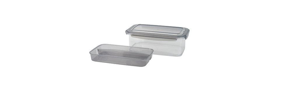 Cosy & Trendy Lunchbox Tritan Anthraciet