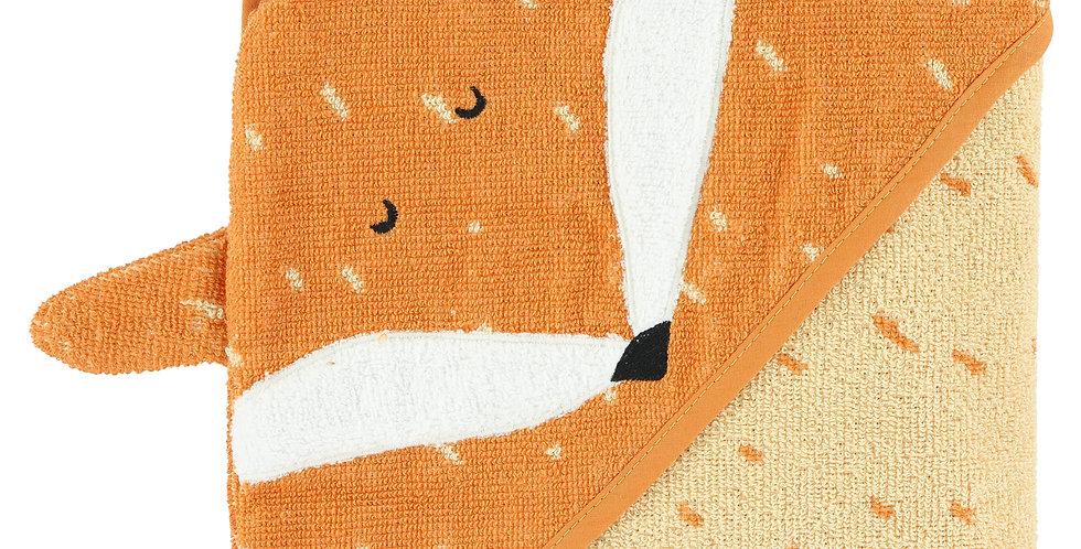 Trixie Baby Handdoek Met Kap 75x75cm Mr. Fox