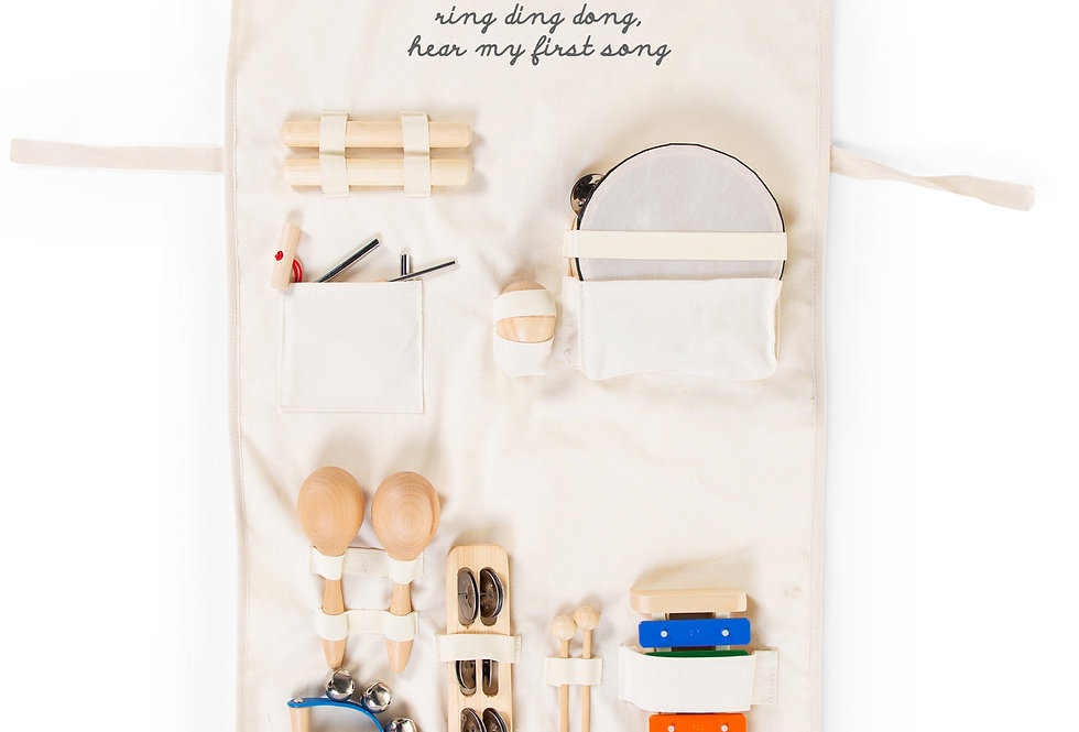 Childhome Muziekset 8 Instrumenten