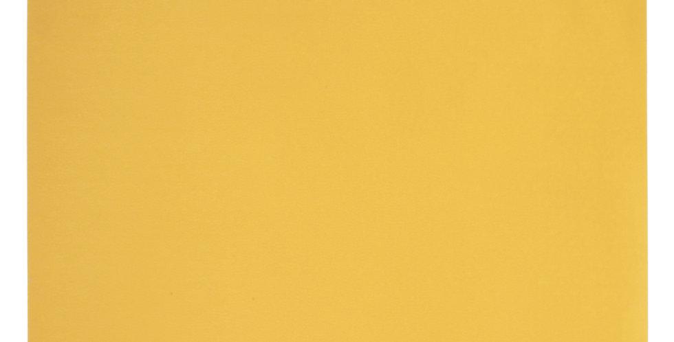 Secret de Gourmet placemats Lederlook geel