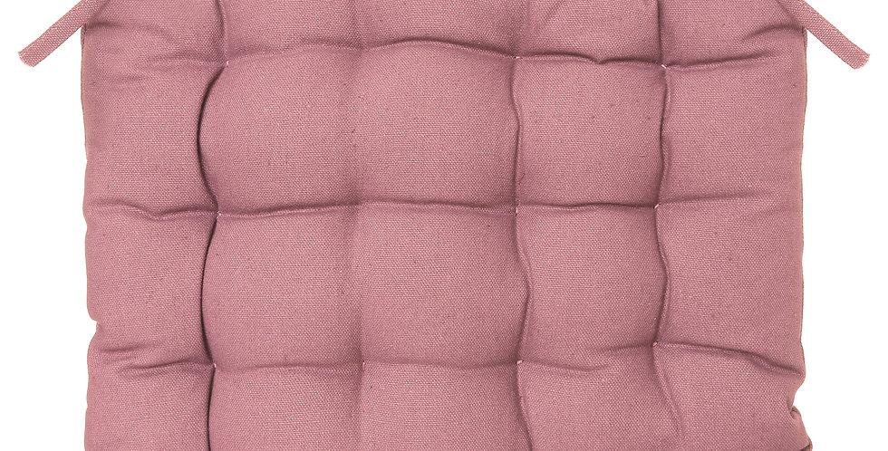 Atmosphera Stoelkussen 38'X38' roze