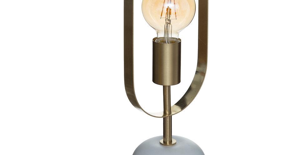 Atmosphera Tafellamp Goudkleurig