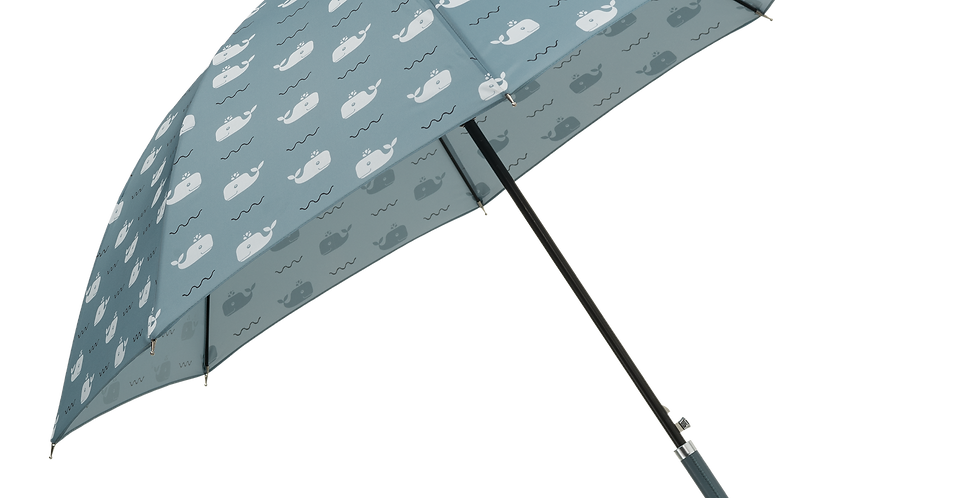 Fresk Kinderparaplu Whale