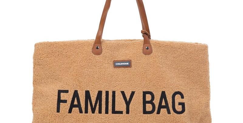 Childhome Family Bag Verzorgingstas Teddy Beige