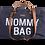 Thumbnail: Childhome Mommy Bag Luiertas Marine Blauw