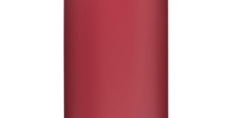5Five Delta Vuilnisemmer Metaal Rood