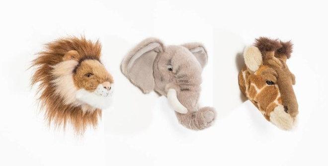 Wild & Soft Safari box small