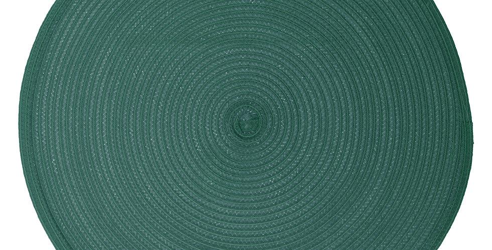 Secret de Gourmet placemats smaragd groen