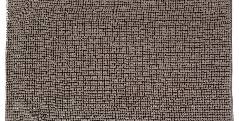 5Five Badmat Verlours Taupe 50x80cm
