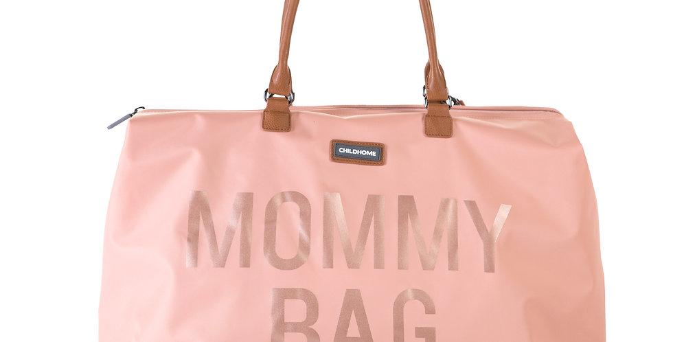 Childhome Mommy Bag Verzorgingstas Groot Roze