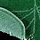 Thumbnail: Lorena Canals Machinewasbaar tapijt Monstera Leaf