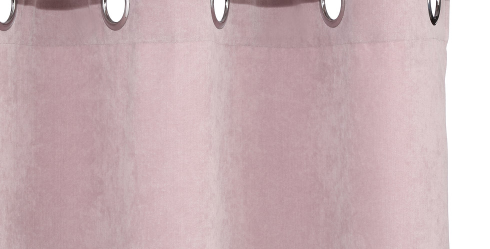 Atmosphera Memo gordijnen 140' X 260' roze