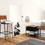 Thumbnail: Atmosphera Tafellamp Osier Cheraw Naturel