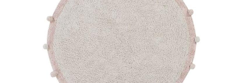 Lorena Canals Machinewasbaar tapijt Bubbly Natural - Vintage Nude