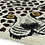Thumbnail: Doing goods Snowy Leopard Rug Large