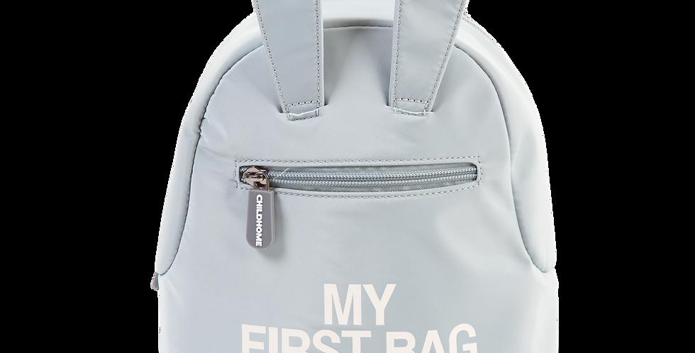 Childhome Kinderrugzak My First Bag Mintgrijs