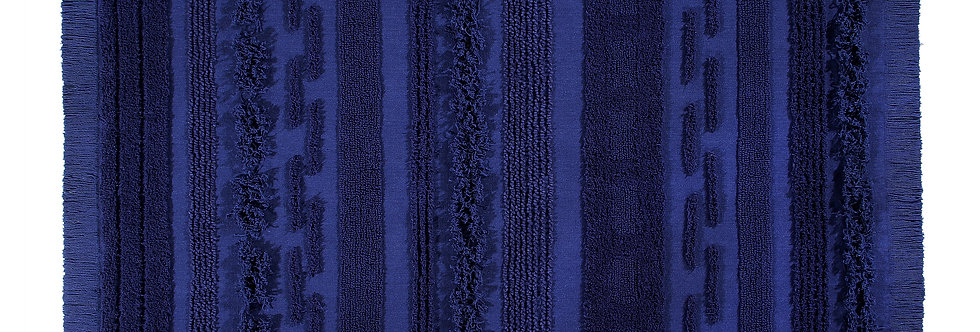 Lorena Canals Machinewasbaar tapijt Air Alaska Blue