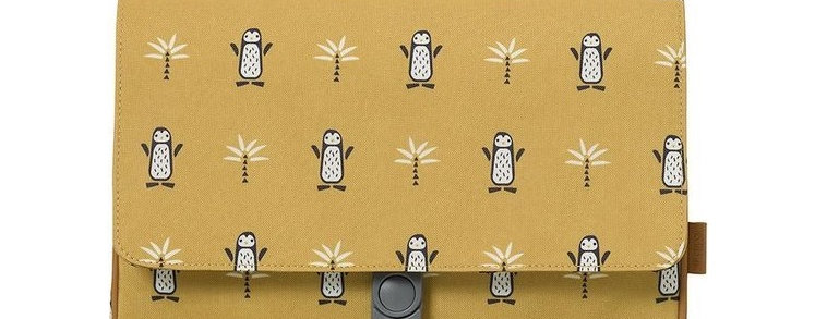Fresk Boekentas Pinguin -