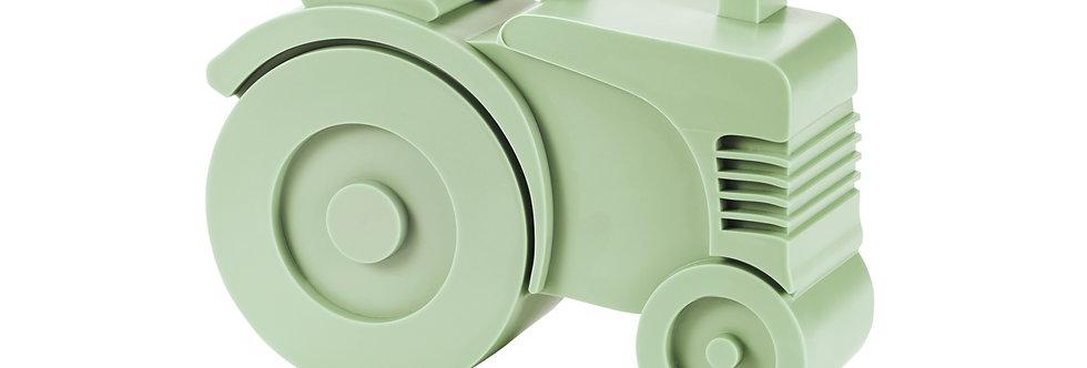 Blafre Lunchbox Tractor Licht Groen