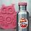 Thumbnail: Blafre Drinkfles Roze 500ml