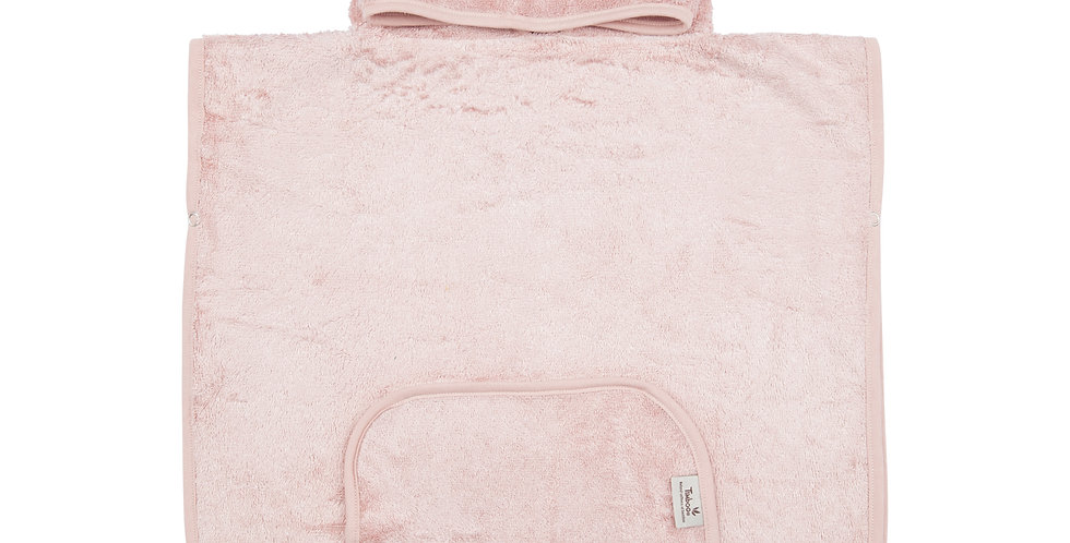Timboo Poncho Misty Rose