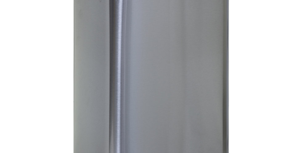 5Five Afvalbak Ariane inox 30L
