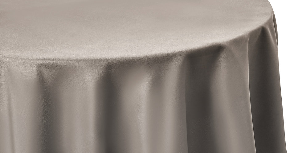 Atmosphera Tafellaken anti-vlek rond dia 180' linnen