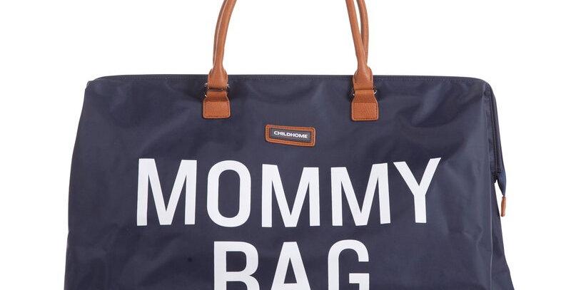 Childhome Mommy Bag Luiertas Marine Blauw