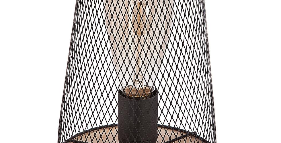 Atmosphera Tafellamp Metaal Hout