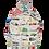 Thumbnail: Rex London Vintage Mini Backpack