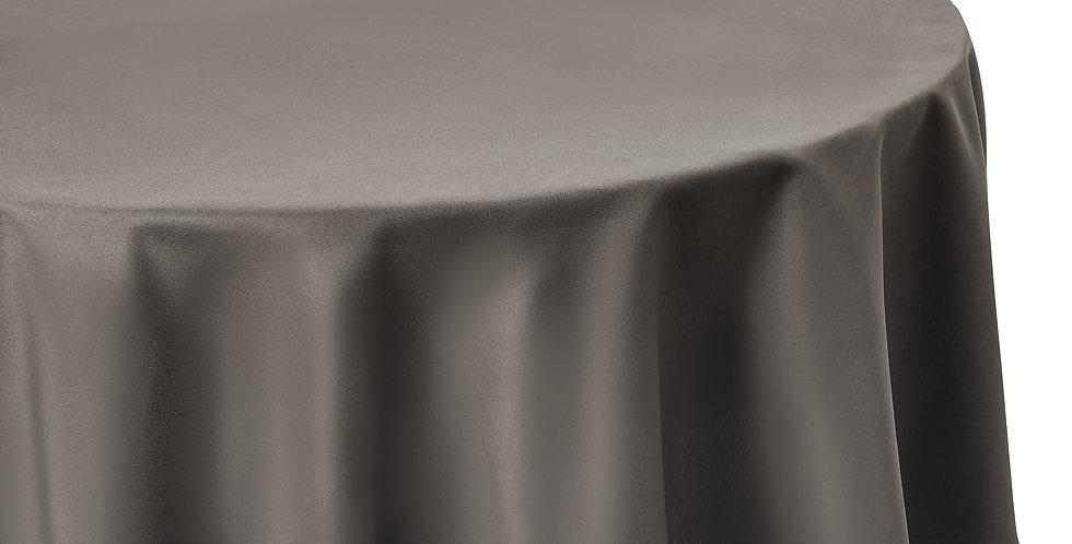 Atmosphera Tafellaken anti-vlek rond dia 180' taupe