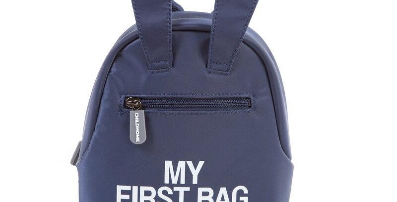 Childhome Kinderrugzak My First Bag Blauw