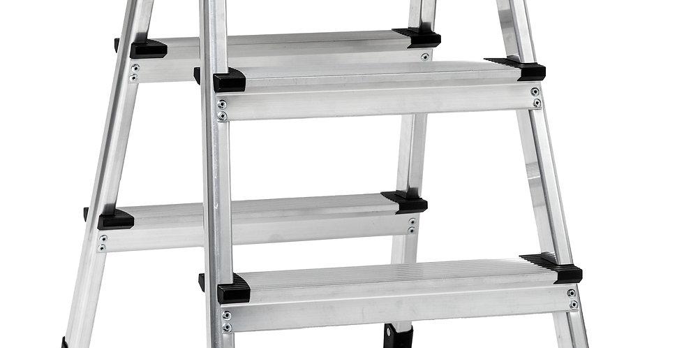 5FiveTrapladdder aluminium